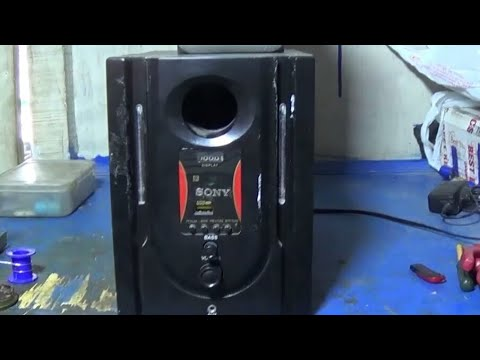 Home Theatre repair (No sound problem) - YouTube