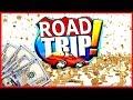 🚗 ROAD TRIP 🚗 HUGE Bonus WIN ★ The BEST Coin Show! ★ EZ Life Slot Jackpots