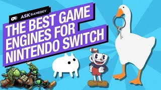 The Best Game Engines For Nintendo Switch  2020