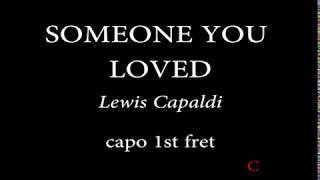 Download SOMEONE YOU LOVED - LEWIS CAPALDI