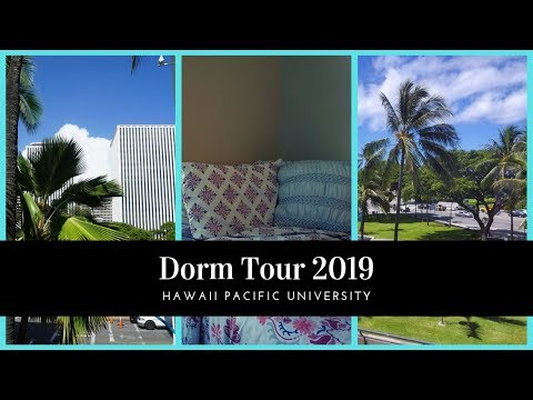 Dorm Tour 2019 | Hawaii Pacific University