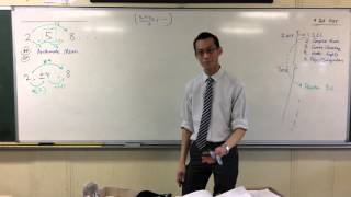 Arithmetic & Geometric Mean (1 of 2: Introductory Example)