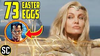 ETERNALS: Every EASTER EGG in the Final Trailer + Namor Origin EXPLAINED   MARVEL Breakdown
