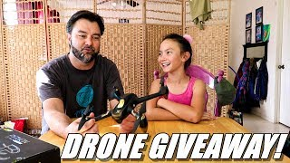 DRONE GIVEAWAY! Hubsan X4 H501s GPS Drone! (Subscriber Appreciation!) 👍👍