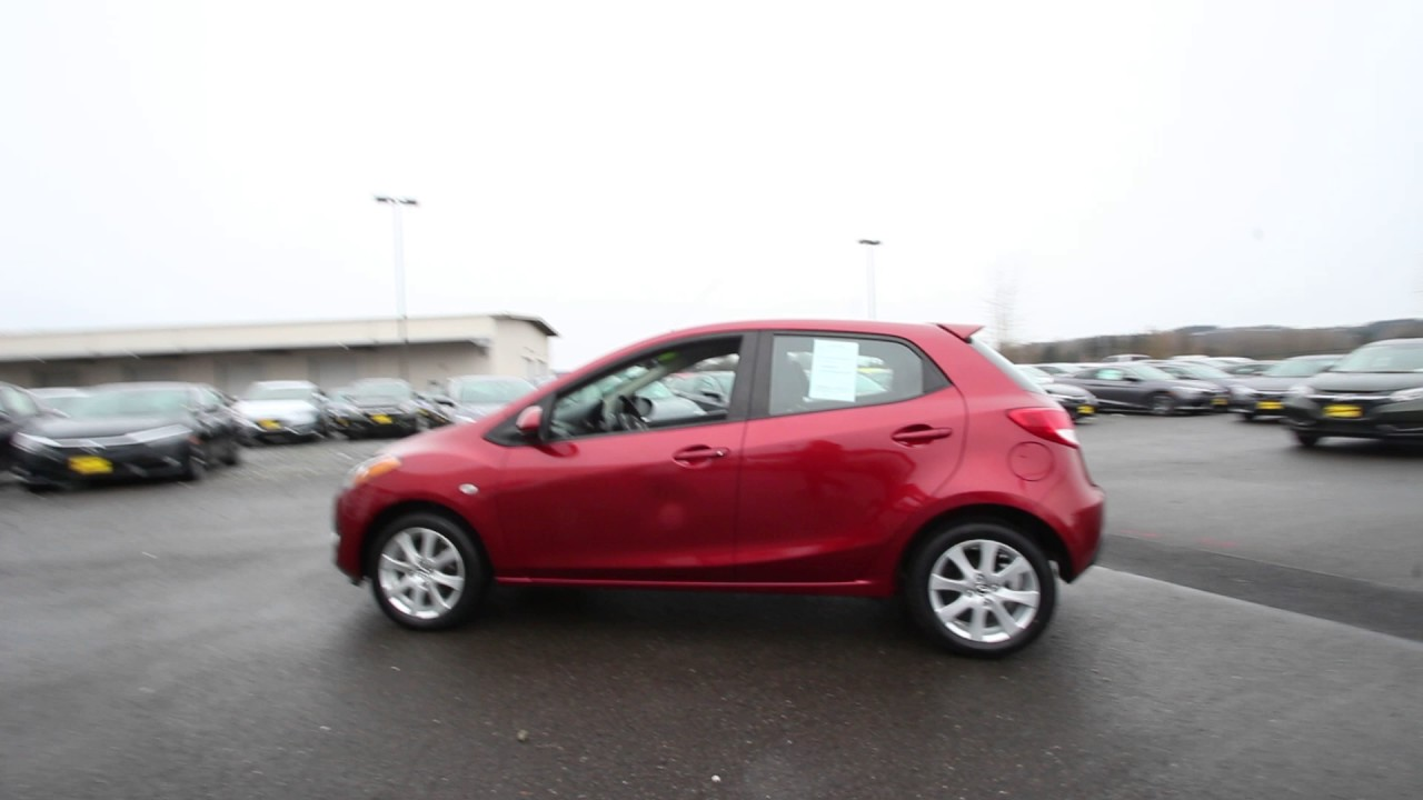 2014 mazda mazda2 touring | zeal red | e0173942 | seattle | sumner