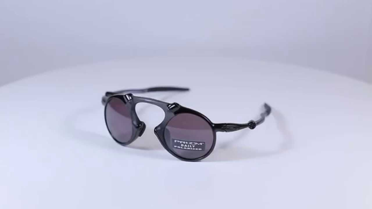 c08729ab308 Oakley Madman Dark Carbon-Prizm Daily Polarized OO6019-05- gimpexsport.eu