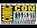 SDCC 2017: Young Justice: Outsiders New & Returning Characters & More!