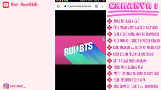 Gambar cover TUTORIAL CARA DOWNLOAD VIDEO VLIVE BESERTA SUBTITLENYA DARI SMARTPHONE