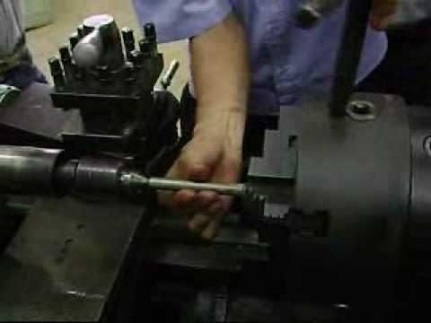 Dualtech Center / C-clamp Spindle (part 1)