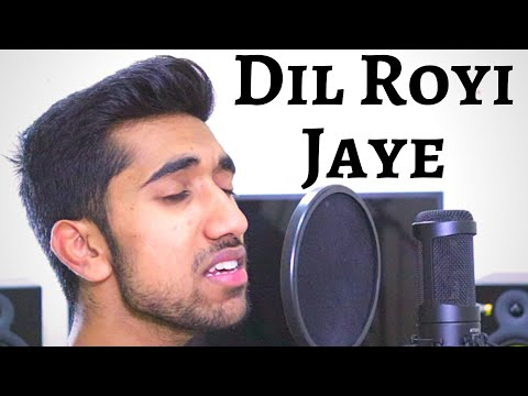 Dil Royi Jaye | Arijit Singh (Cover) | ACOUSTIC | Nikhil Iyer