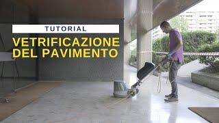 ITA No12 Vetrificazione del pavimento