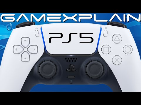 "PlayStation 5 ""DualSense"" Controller Revealed!"