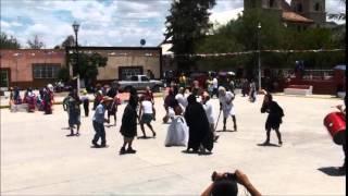 """""""Las Mamis"""" de San Ignacio, Coah. 8° Encuentro de Danza de La Laguna"""