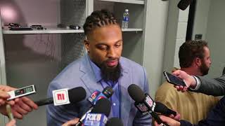 Saints Cam Jordan on the heart-breaking loss