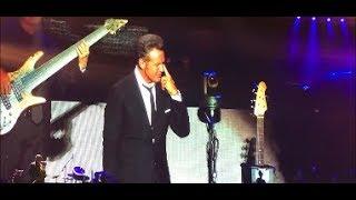 Luis Miguel Tu y yo Madrid 2018. Magnífica interpretación