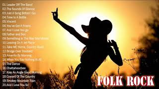 Best Folk Songs 70's/80's/90's - Folk Rock And Country Collection 70's/80's/90's - 60s - 90s music