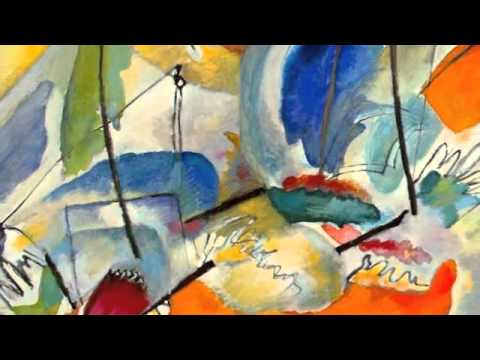 Interpretation of Kandinsky's Improvisation 31