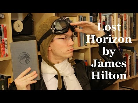 """Lost Horizon"" by James Hilton - Bookworm History"