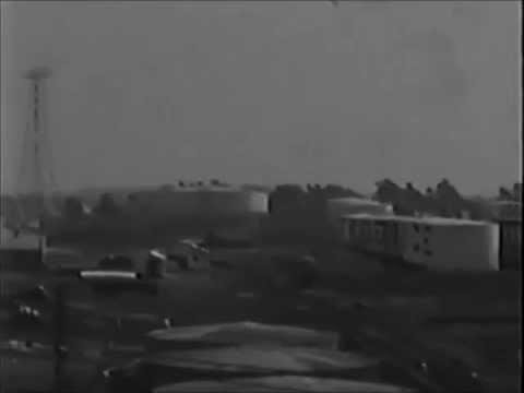 Launch of USS Massachusetts battleship 1941