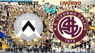 Video Gol Pertandingan Udinese vs Livorno