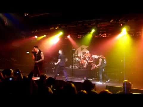 Good Charlotte - The click LIVE @ Backstage Werk, Munich 2011
