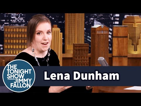 Lena Dunham's Been a Business Mogul Since Age Seven