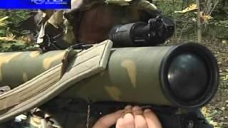Rocket Flamethrower Shmel-M  (Огнемет Шмель-М)