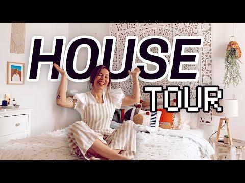 TOUR PELA MINHA CASA *boho vibes*  Inês Rochinha