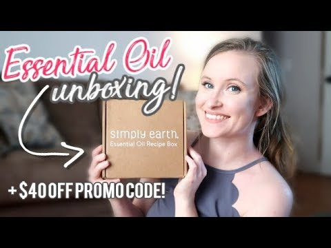 essential-oil-unboxing-|-simply-earth-essential-oils