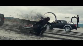 Клип 'Кто этот сумасшедший русский' OST Защитники  Елена Темникова 3