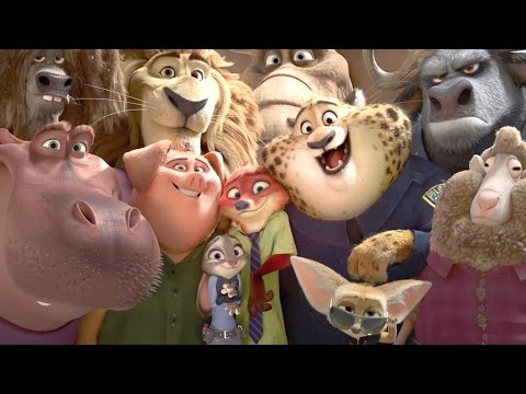Zootropolis Reviewed By Mark Kermode
