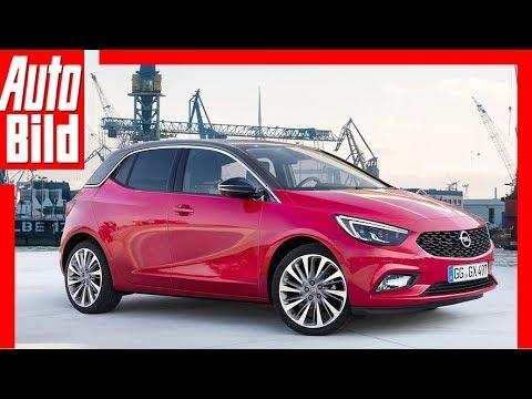 Zukunftsaussicht Opel Corsa 2019 Details Erkl 228 Rung