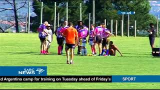 Jozi Cats Rugby Club teamed up with SAHRC and NANHRI to observe Human Rights Day via SABC