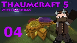 Thaumcraft 5 E04 New Wand and Looking the Part