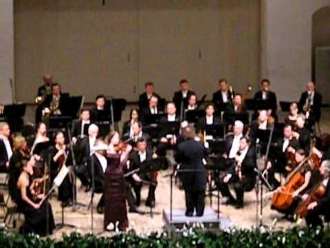 J.Sibelius - Violin Concerto, op.47 - Vilde Frang, RNO, José Serebrier