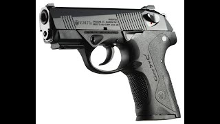 Beretta PX4 Storm tanitimi ve sokulup takilmasi