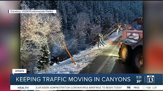 New policy announced following massive Big Cottonwood Canyon backup