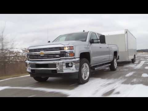 How to video: exhaust brake operation on 2017 Chevy Silverado HD