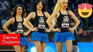 Demet Özdemir Efes Kızları Müthiş Dans