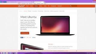 Install Ubuntu 13.10 on USB | Persistent Drive | On Windows 8.1 | Universal Installer
