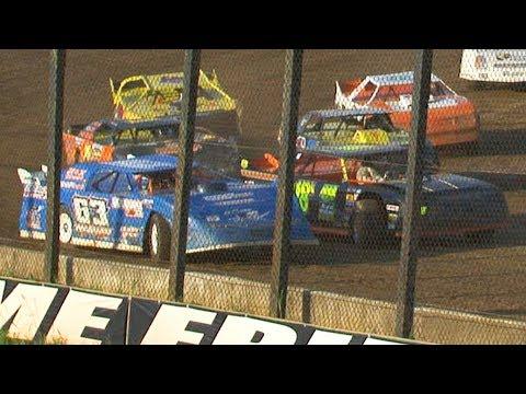 Street Stock Heat Two | Eriez Speedway | 8-4-19