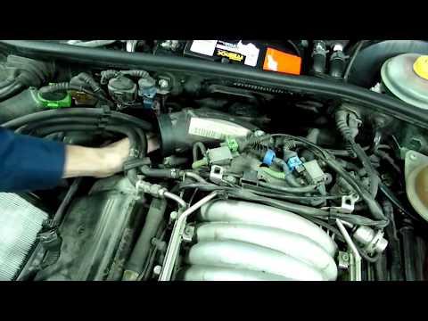 Volkswagen Coolant Temperature Sensor Replacement