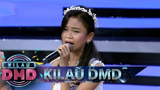 Wow!! Amanda Walaupun Masih 15 Tahun, Suaranya Patut Diperhitungkan - Kilau DMD (29/3)