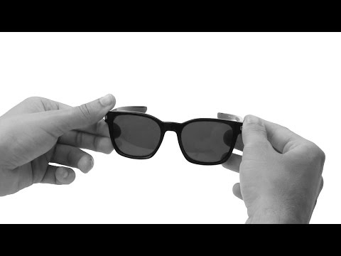 Oakley Garage Rock Lens Replacement & Installation Instructions