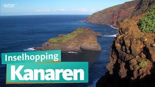 island hopping on the canary islands