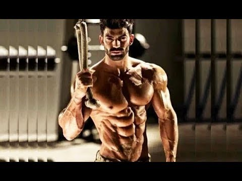 Workout B to Achieve Greek God Physique While intermittent fasting - YouTube