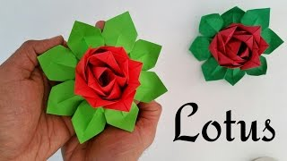 Modular Origami  Tutorial to make