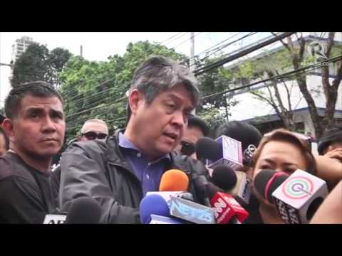 Pangilinan: Aquino and De Lima have already talked