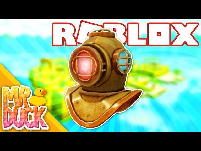 Roblox' Atlantis Event Tradelands Guide: How to Get Diver's Helmet