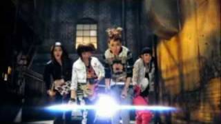 2NE1 - FIRE Street & Space together MV (Fanmade)